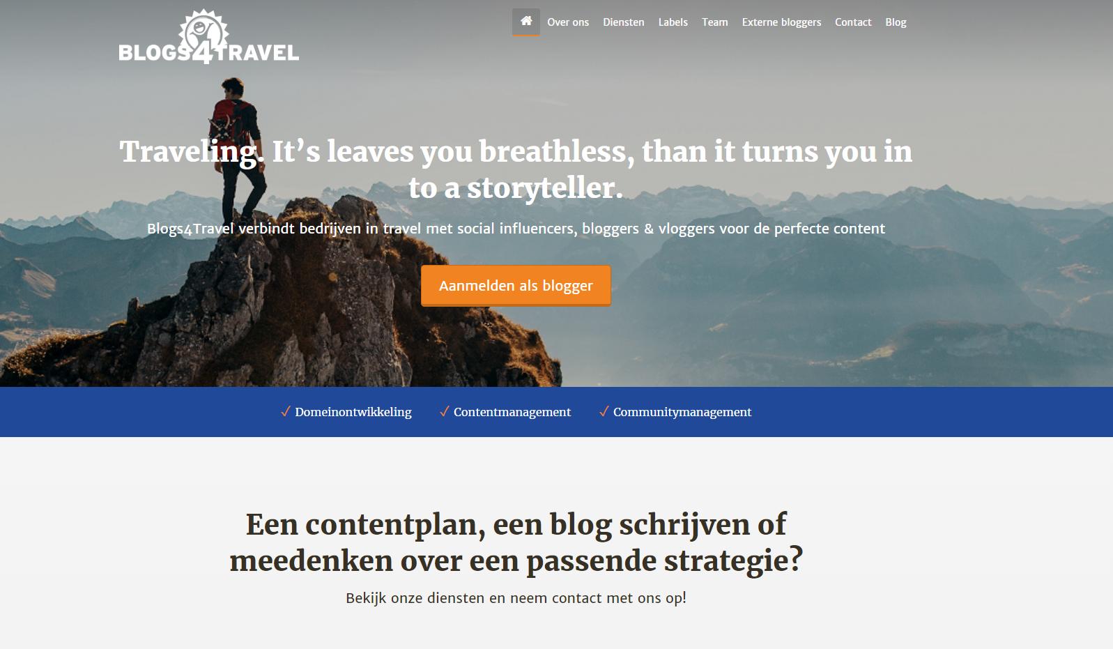 blog 4 travel
